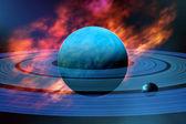 Neptun — Stock fotografie