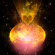 Hourglass Nebula — Stock Photo #29936631