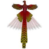 Phoenix Firebird — Foto Stock