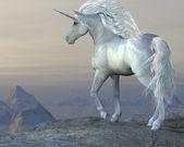 Unicorn Bluff — Stock Photo