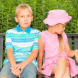 Kids in a Park — Stock Photo #29544575