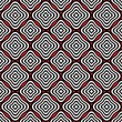 Seamless retro pattern — Stockvectorbeeld
