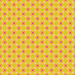 Vector seamless pattern background with dots — Векторная иллюстрация