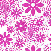 Floral background pattern — Stock Vector