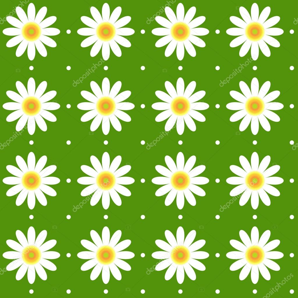 daisy pattern tumblr