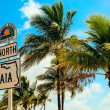 Florida Scenic Highway — Stock Photo