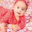 Baby Girl with Headband — Stock Photo #38089741
