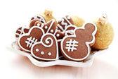 Vánoční perníky 2 — Stock fotografie