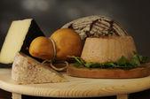 Italian Cheeses — Stok fotoğraf