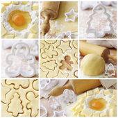 Pastry dough — Stock Photo