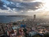 Havanna, kuba, havsutsikt — Stockfoto