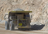 Haul truck — Stock Photo