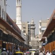 Stock Photo: Street of Damascus befor war