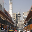 Street of Damascus befor war — Stock Photo