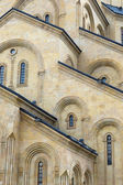 Façade de la cathédrale — Photo