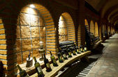 Old wine cellar — Stock Photo