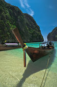 Thailand Maya Bay — Stock Photo