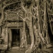 Cambodia, Siem Reap, Angkor Wat — Stock Photo