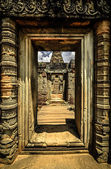 Doorways, Cambodia, Siem Reap, Angkor Wat — Stock Photo