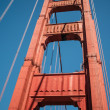 Francisco golden gate — Stock Photo