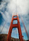 Golden Gate Bridge San Francisco — Stock Photo