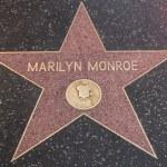 Постер, плакат: Marilyn Monroe Hollywood Star