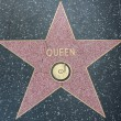 Queen Hollywood Star — Stock Photo