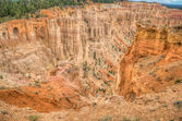 Bryce Canyon valley amphitheater 2013 — Stock Photo