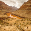 Stock Photo: Grand Canyon Colorado river