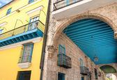 Plaza Vieja Cuba Caribbean — Stock Photo