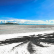 Koh Samui with coconut palm on panoramic tropical beach — Stockfoto #39068059