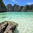 Maya bay, Phi Phi Leh island,Thailand , Asia — Stock Photo #39114943