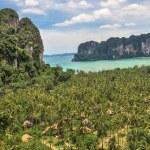 krabi Railay beach — Stok fotoğraf #39341645