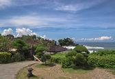Ta-no dużo świątyni, bali, indonezja — Zdjęcie stockowe