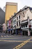 Белое здание в Малайзии, Куала-Лумпур — Стоковое фото