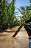 Mekong Delta, An Giang, Vietnam — Stock Photo