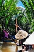 Mekong Delta, An Giang, Vietnam — Stock Photo