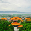 Stock Photo: Rebuild Song dynasty town in dali, Yunnprovince, China.