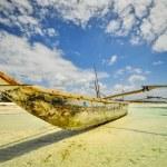 Zanzibar beach Tanzania — Stock Photo