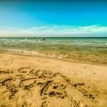 Cuba Beach Caribbean — Stock Photo