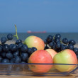 Still Life with Fruit — Stock Photo