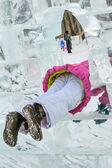 Wintervakantie — Stockfoto