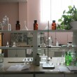 Laboratory interior — Stock Photo