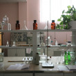 Stock Photo: Laboratory interior
