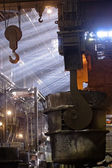 Workshop for rolled steel production — Stock Photo