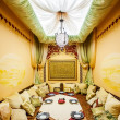 Eastern luxury interior — Stock Photo