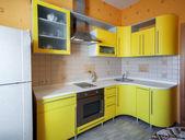 Modern design kitchen — Stock Photo