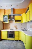 Moderne designküche — Stockfoto