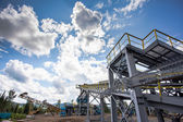 Manganese mine — Stock Photo