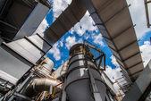 Ferroalloy plant — Foto de Stock